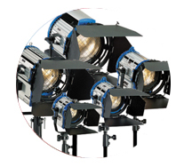 Cinema Light Hire - Rental