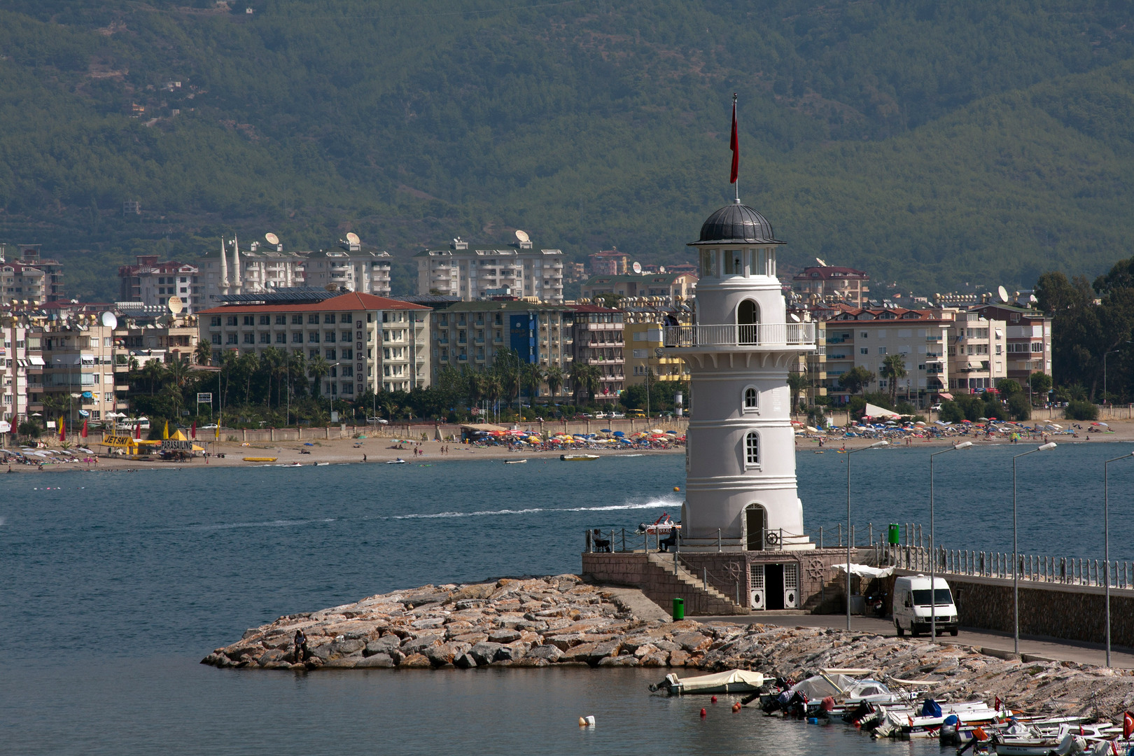 photo-of-Antalya-lighthouse